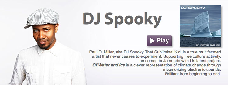 Free Download: The first Limited Edition Album from DJ Spooky's residency at the Metropolitan Museum