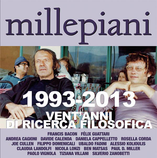 Millepiano Magazine featuring DJ Spooky