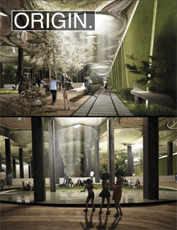 Subterranean Cathedral: The Lowline