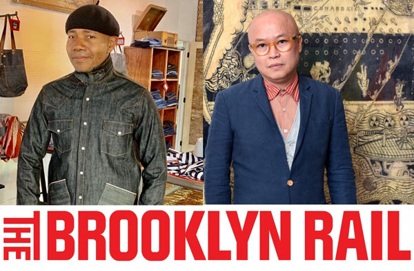 DJ Spooky hosts Artist Town Hall with Phong Bui, Executive Editor of Brooklyn Rail