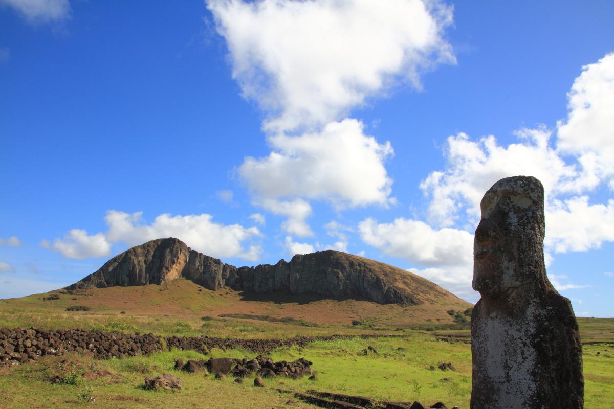 DJ Spooky Peace Boat Expedition to Easter Island/Rapa Nui